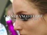 Fashion Week GIANFRANCO FERRE Mercedes Benz Fashion Week New York Fall 2012