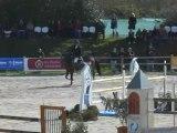 Jumping International du Loiret Sandillon 2012, le barrage du Grand Prix CSI2*