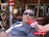 To οδοιπορικό του ΝΕWS 247 στην Κρήτη