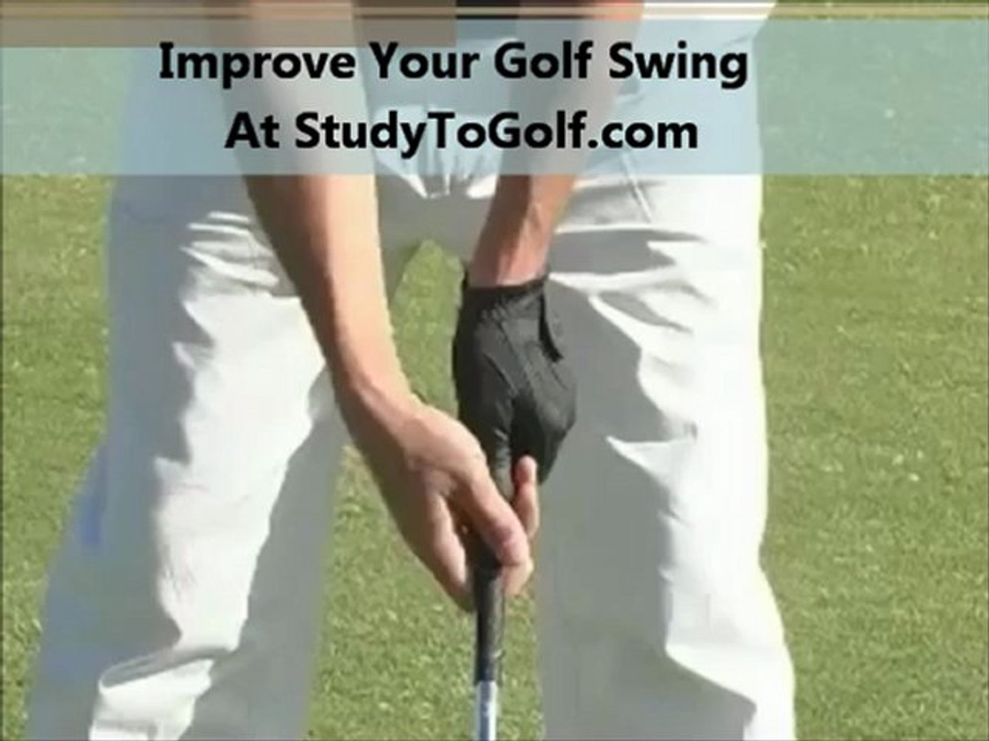 perfect golf swing slow motion