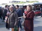 le 01 mai sur le marché de la Guerche de Bretagne