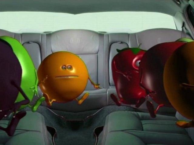 Saga Oasis : film Be Fruit, version 3, montage d'étape
