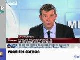 Zapping Actu du 09 Mai 2012 - Victoire de François Hollande, La Grèce et sa sortie de l'euro