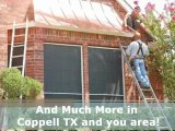 Coppell TX Roof Contractor - Hail Storm Damage - (817) 993-1080