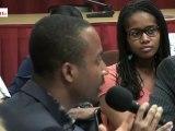 Dibattito sul multiculturalismo 14di34, Fortuna Ekutsu Mambulu