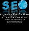link builders Angela and Paul