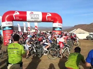 Titan Desert Maroc 2012