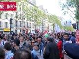 Le 1er Mai 2012 en vidéo : Rassemblement des syndicats