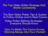 Video Poker Tips - Step-by-Step Guide From the Pro's