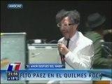 Fito Paez - El amor despues del amor (Quilmes Rock 2012 TN)