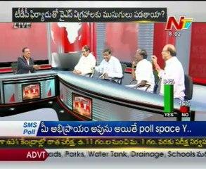 LiveShow with KSR - C Narasimha Rao-Katti Padma Rao-TDP Rajendra Prasad-Janak Prasad-02