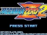 Megaman Zero 2-1  Zero + Zero