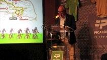 Cyclisme: Clermont et Maignelay-Montigny, villes-étapes du 66e Tour de Picardie