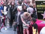 Scarlett Johansson Gets Star on Hollywood Walk of Fame