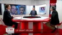 LE 19H,Invité : Bruno Lemaire