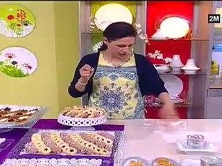 petit four choumicha 2013 halawiyat chocolat caramel