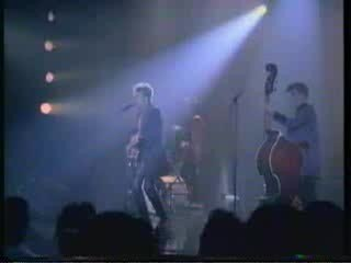Stray Cats - Blue Suede Shoes