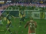 AC Stars Vs AC Milan 1ªmão