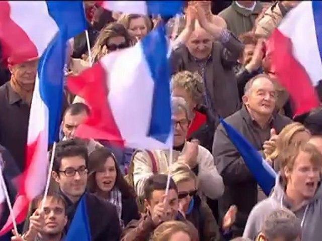 Le 6 mai : Votez Nicolas Sarkozy