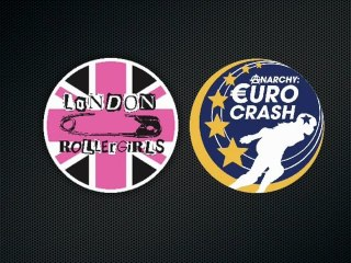 London Rollergirls vs Euro All-Stars 2012 Roller Derby Complete Bout (Part 2 of 2)