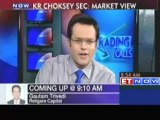 KR Choksey - Markets to remain range bound on policy concerns