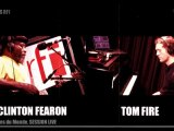 """Clinton FEARON feat. TOM FIRE """" On the other side """" - Musiques du Monde"""