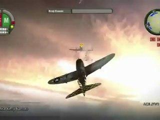 Trailer officiel de Damage Inc. Pacific Squadron WWII