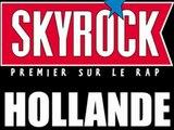 François Hollande en direct sur Skyrock !
