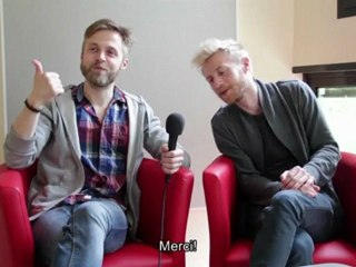 Interview: Ewert & The Two Dragons @ Printemps de Bourges 2012