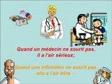 Anecdotes d'hôpital...