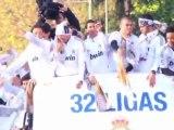 Deportes / Fútbol; Casillas se reencuentra con Cibeles en la celebración del Real Madrid