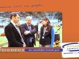 01 Mars Gilles Dufeigneux au salon de l'Agriculture 2012