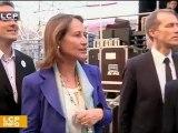 François Bayrou donne sa voix à François Hollande
