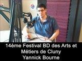 Club Altitude- Coté local - Festival BD Cluny