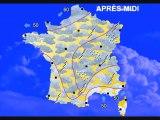 Météo 5 mai 2012: Orages parfois forts ce week-end !