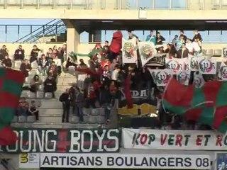 APRES MATCH : CS SEDAN-ARDENNES - TOURS FC