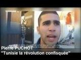 Tunisie la révolution confisquée,livre de Pierre Puchot journaliste à Mediapart