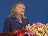 Hillary Clinton Urges China to Protect Its Citizens' Rights
