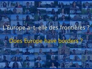 L'Europe a-t-elle des frontières ? (4/6)