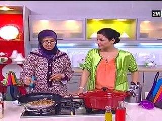 Recettes Du Maroc : La Cuisine Du Pastilla Au Poulet