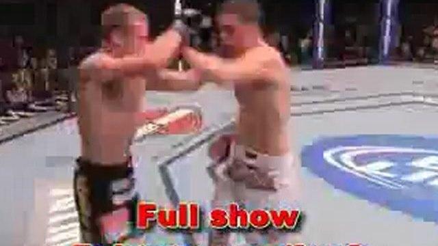 Rousimar Palhares vs Alan Belcher fight video
