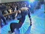 Great Sasuke vs TAKA Michinoku - (M-PRO 12/15/94)