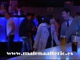 Malena en BuenAgente - 1x07