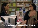 Malena en BuenAgente - 2x01 (2ª parte)