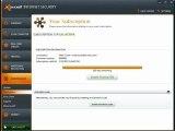 Avast!Pro Antivirus+Internet Security License till 2014