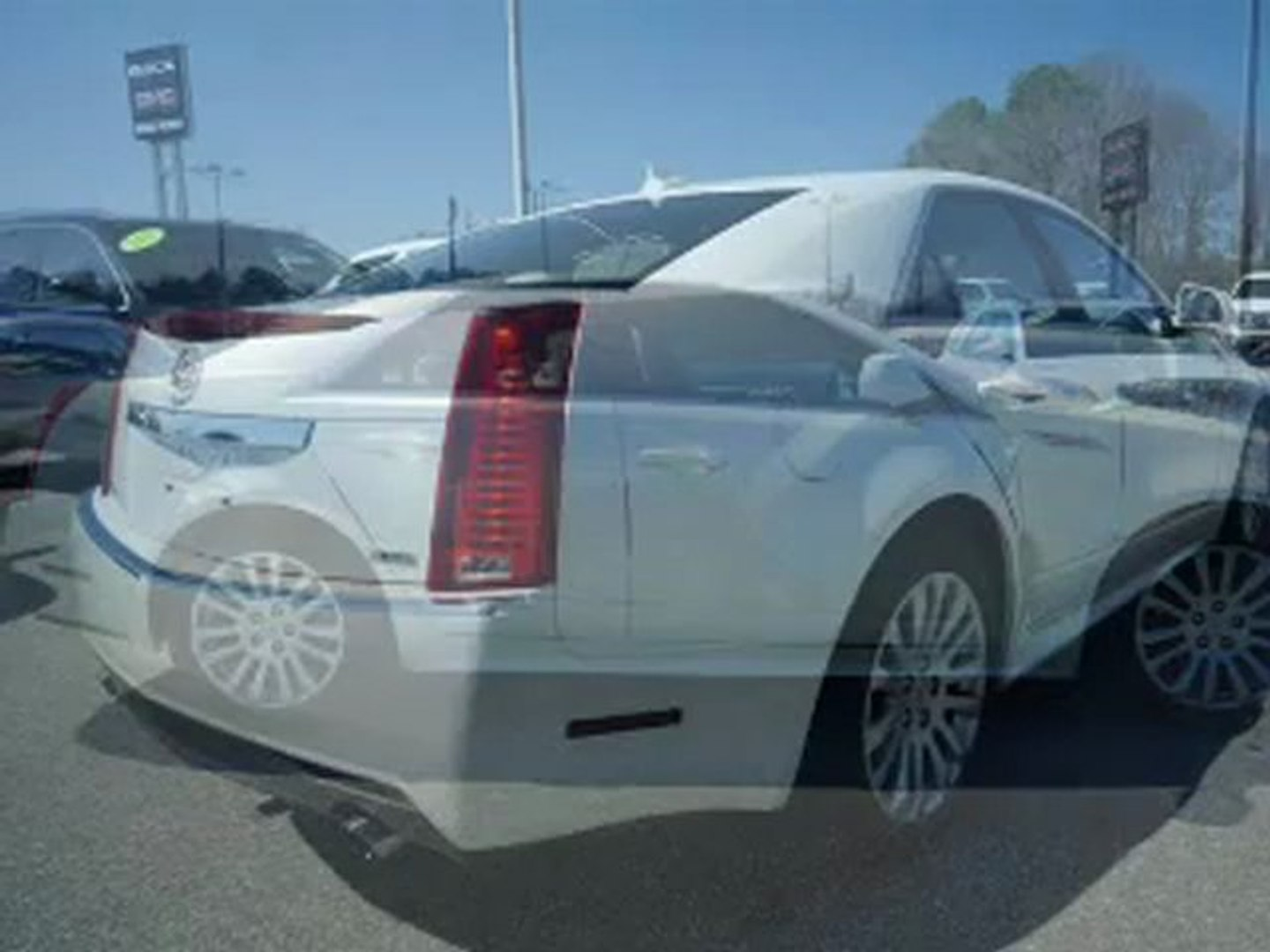 2010 Cadillac CTS Goldsboro NC - by EveryCarListed.com
