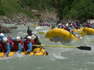 BC Whitewater Rafting - Canada Day Long Weekend on the Kicking Horse River