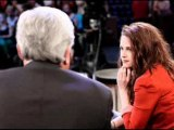 """Kristen Stewart Visits the """"Tonight Show with Jay Leno"""" 