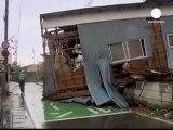 Giappone: tornado provoca vittime e ingenti danni