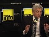 Election Présidentielle - Thierry Mariani, Hervé Morin, Robert Rochefort - 06-05-2012